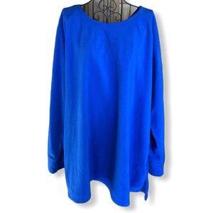 Danskin Now Crew Neck Sweatshirt Size 3XL